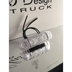 Feu cristal 3 LED