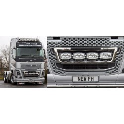 MultiBar Low mount pour Volvo FH 2013-on Globetrotter XL