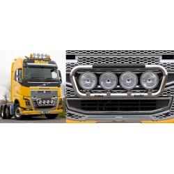 EuroBar High mount pour Volvo FH 2013-on Globetrotter XL