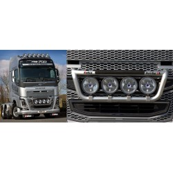 MultiBarXL H. mount pour Volvo FH 2013-on Globetrotter XL