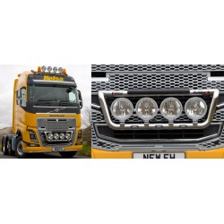 MultiBarXL L.mount pour Volvo FH 2013-on Globetrotter XL