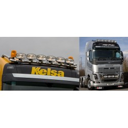 HiBar Wide pour Volvo FH 2013-on Globetrotter XL