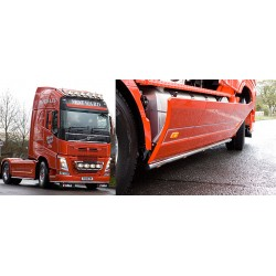 SideBars pour Volvo FH 2013-on Globetrotter XL