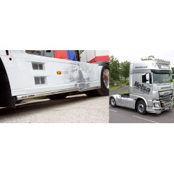 SIDEBARS pour DAF 2013 XF106 Superspace
