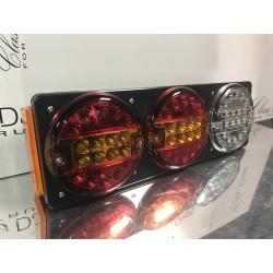 Bloc Feu Arrière A LED