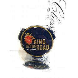 Monogramme de calandre KING OF THE ROAD