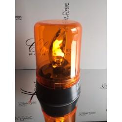 Gyrophare à ampoules 12/24V