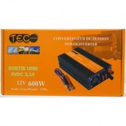 Convertisseur 12V - 600W