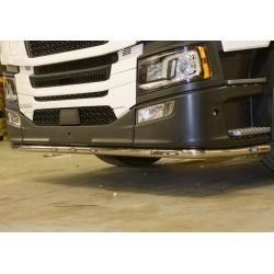 KELSA LOBAR INOX SHALLOW BUMPER Scania Next Generation S&R