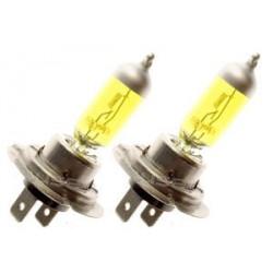 Lot ampoules jaune H7 24V 70W