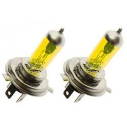 Lot ampoules jaune H4 24V 70W
