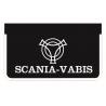 Paire de bavettes Scania Vabis