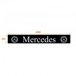 Bavette 2400 x 330 Mercedes