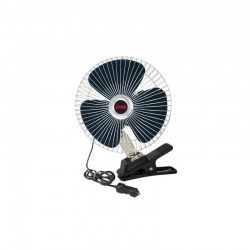 Ventilateur Chrome 24V