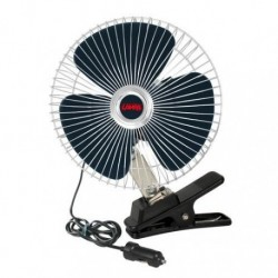 Ventilateur Chrome Fan 12V