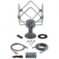 Antenne Omnimax Pro Gris 12/24V