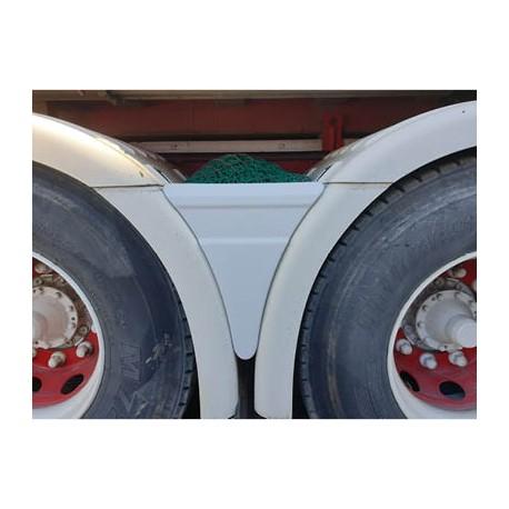 Paire de caches suspension Scania Ng