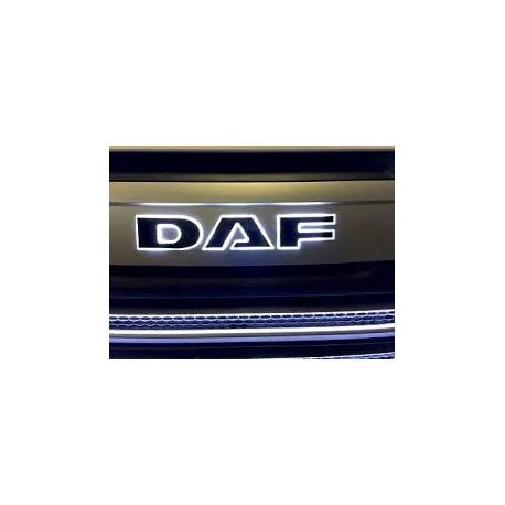 Logo DAF illuminé Blanc