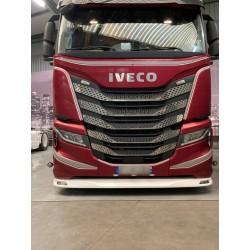 Rajout de spoiler Iveco S-WAY