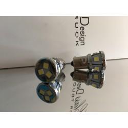 Ampoule BA15s 8 LED