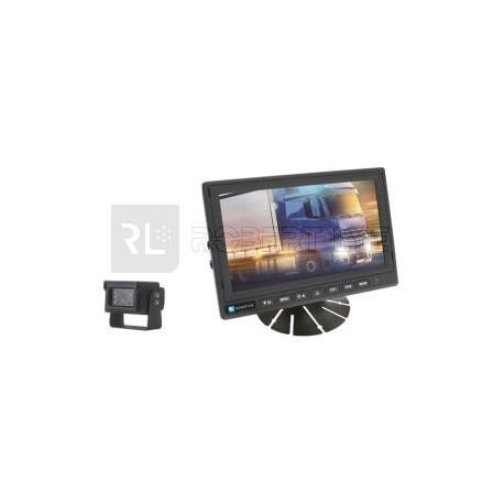 Kit de rétrovision écran 7 pouces numérique - Caméra IP69K