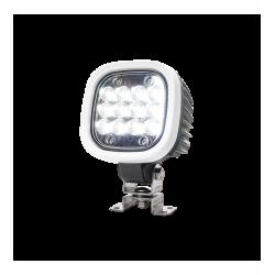 Feu de travail LED - 12 / 70 V 8000 lumen