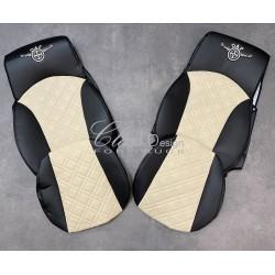Housses de sièges pour DAF XF106 Gamme Premium