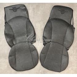 Housses de sièges pour DAF XF106 Gamme Deluxe