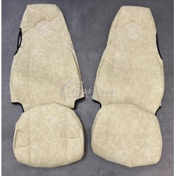 Housses de sièges pour Scania NG Gamme Deluxe Siège Passager Pneumatique