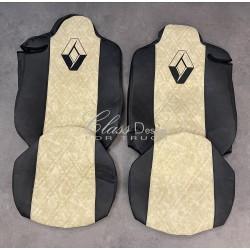 Housses de sièges pour Renault T Gamme Deluxe
