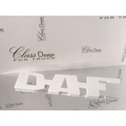Emblème de calandre DAF