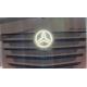 Plexiglass Logo Mercedes MP4 Eclairage Blanc
