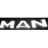 Logo MAN illuminé blanc