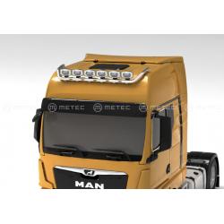 RAMPE DE TOIT METEC POUR MAN TGX 2020 GM + GX