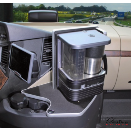 TABLETTE CAFETIERE POUR SCANIA NG S & R