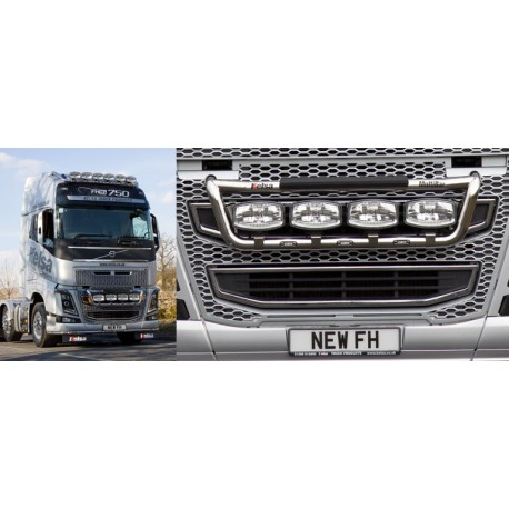 MultiBar High mount pour Volvo FH 2013-on Globetrotter XL