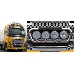 EuroBar LowMount pour Volvo FH 2013-on Globetrotter XL