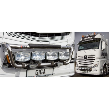 MultiBar pour Mercedes 2012 new Actros Gigaspace