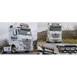 KELSA MULTIBAR XL pour Mercedes 2012 new Actros Gigaspace