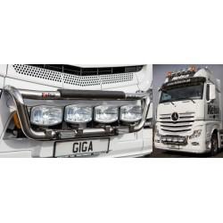 KELSA MULTIBAR pour Mercedes 2012 new Actros Bigspace