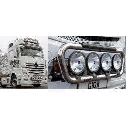 EUROBAR pour Mercedes 2012 new Actros Bigspace